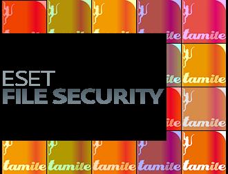 ESET-File Security on mosaic-v2